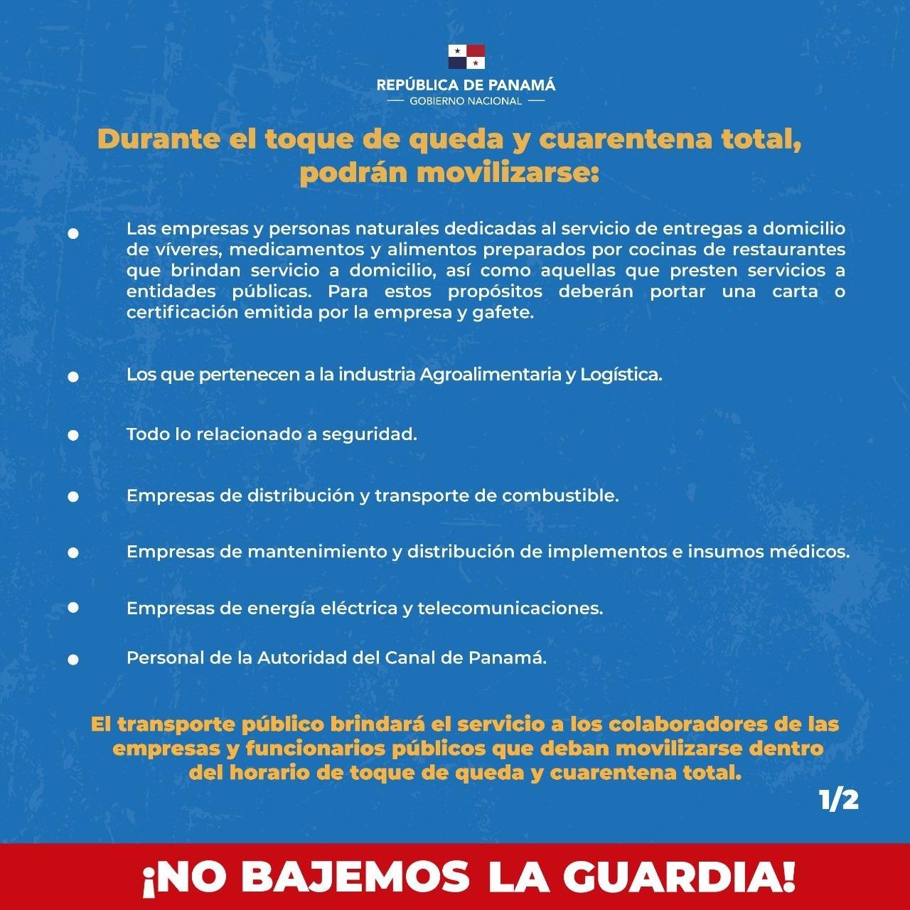 Comunicado Institucional Boletin Covid 19 Cciap