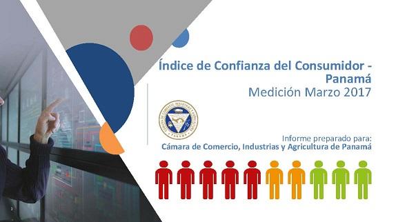 Índice de Confianza del Consumidor – Panamá Medición Marzo 2017