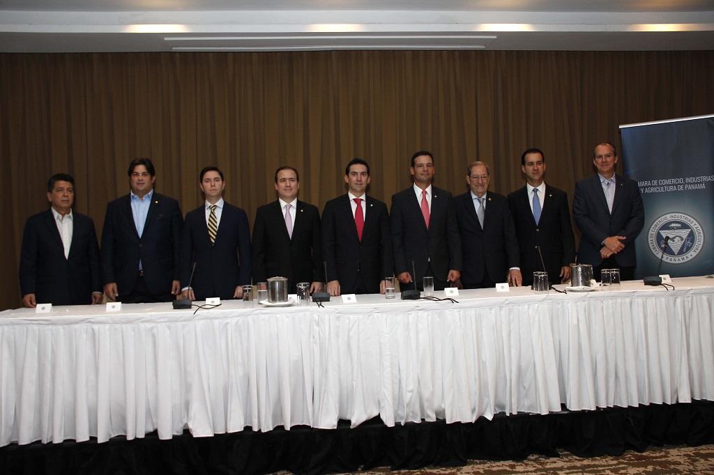 Cámara de Comercio, Industrias y Agricultura de Panamá presenta propuesta de Reformas a la Constitución Nacional