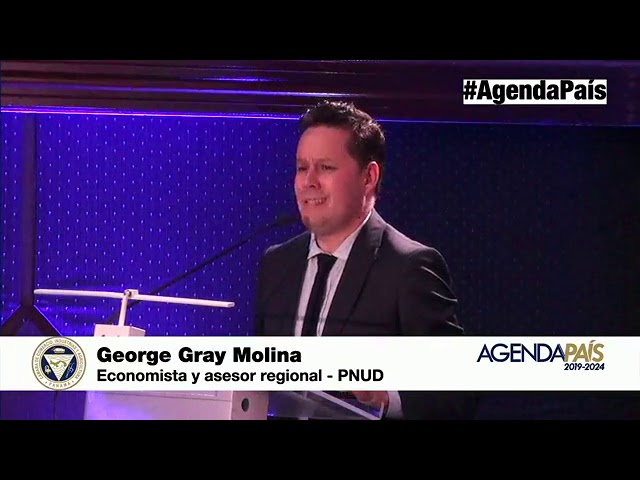 """Video   Foro Agenda País """"Retos y oportunidades para un crecimiento económico competitivo»"""