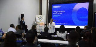 Annette Cárdenas, directora del Grupo 13 de Turismo y Esparcimiento de la CCIAP