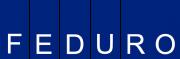 Logo FEDURO