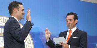 Toma de Posesión de Jorge Juan de la Guardia, como presidente CCIAP