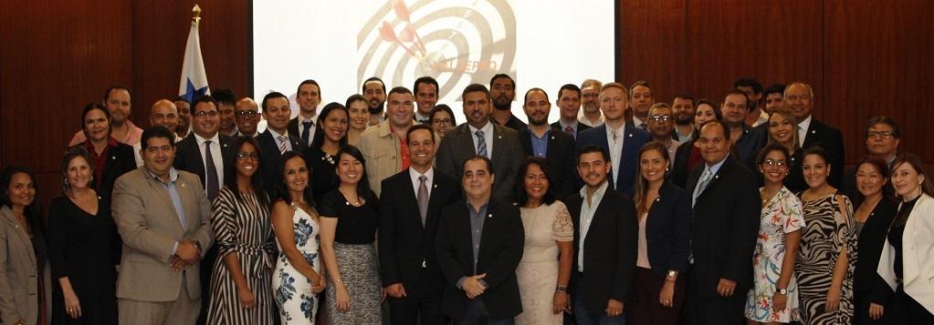 CCIAP juramenta a nuevas empresas