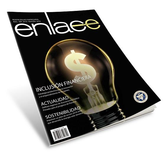 Revista Enlace Empresarial Edición N° 233