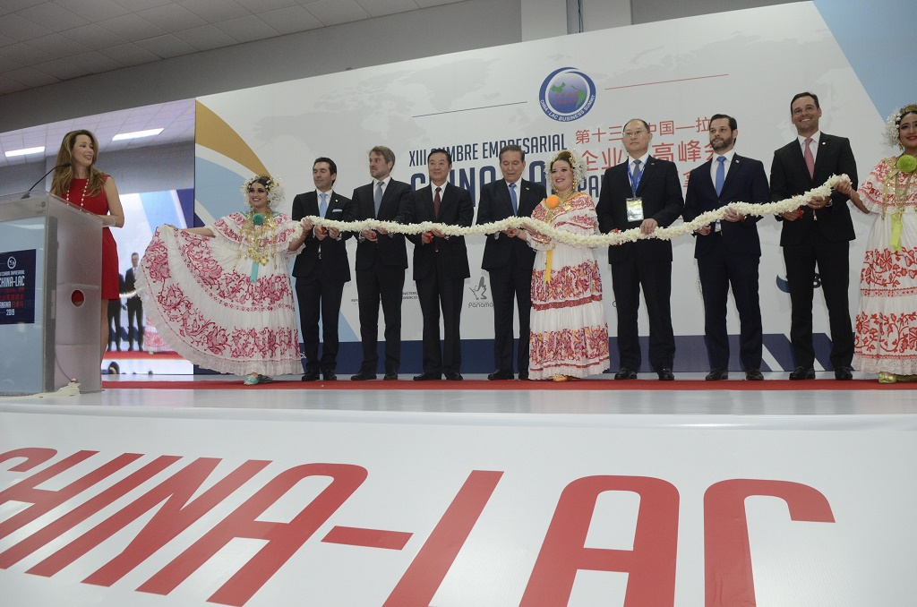 Inauguración CHINA-LAC