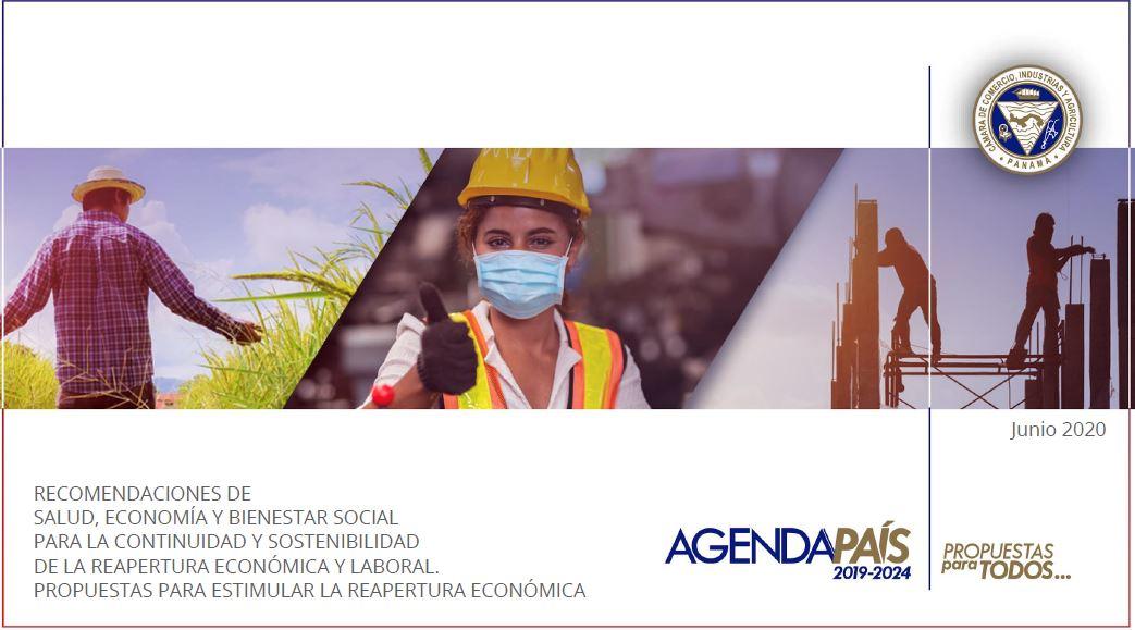 Recomendaciones propuestas para la reactivación económica
