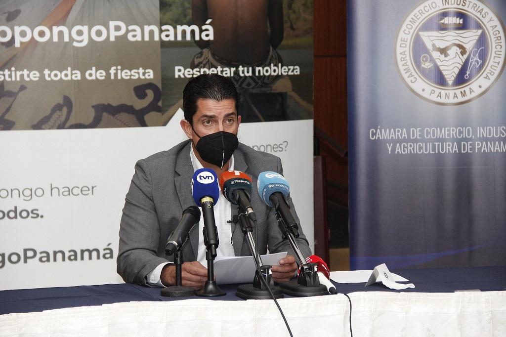 CCIAP exige reactivación económica, rechaza medidas de movilidad y demanda transparencia en negociaciones