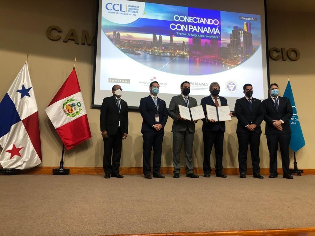 Empresarios de Perú interesado en el mercado panameño